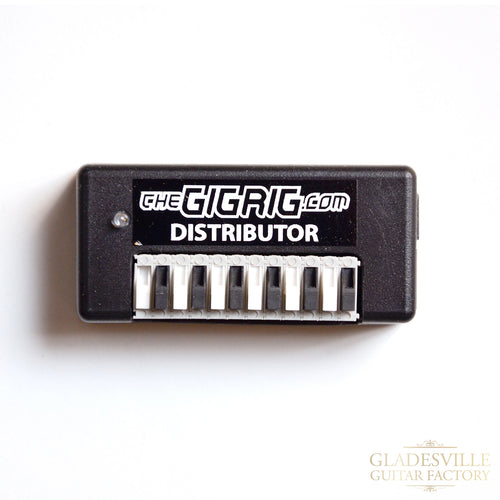 The GigRig Distributor 602 Modular Power Supply System