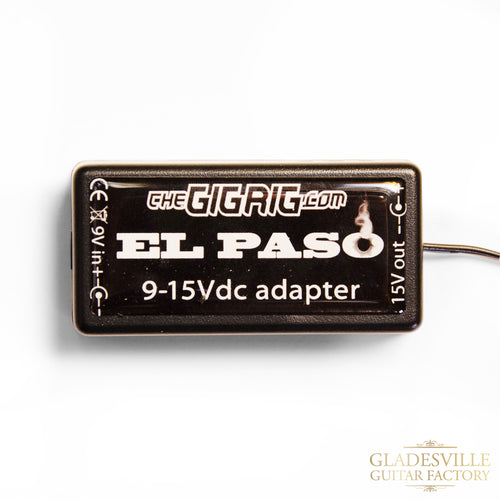 The GigRig El Paso 9-15V DC Adaptor