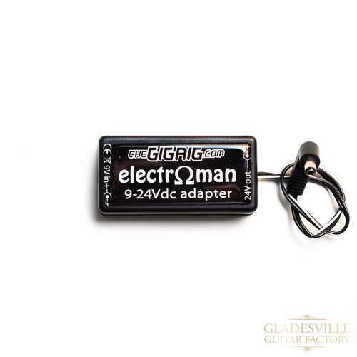 The GigRig ElectroMan 610 9-24V DC Adapter
