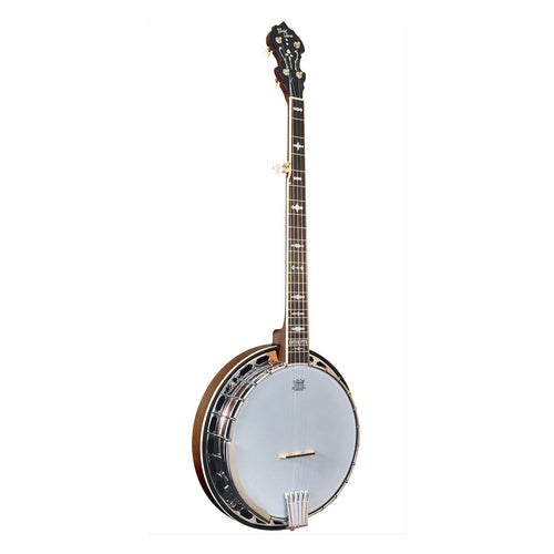 Gold Tone OB-150 Orange Blossom Bluegrass 5-String Banjo in case
