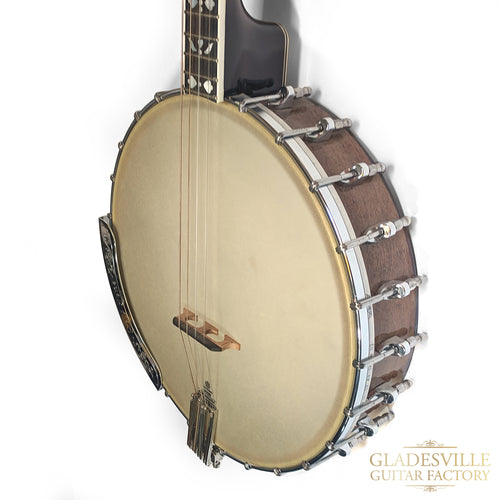 Gold Tone Sound Bird Custom Tenor Open Back Nylon Banjo