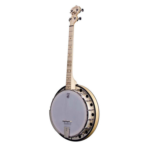 Deering Goodtime-DKM2 Two Dropkick Murphys 19-Fret Tenor Banjo with Resonator