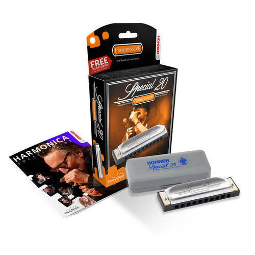 Hohner Special 20 Harmonica Pack - Key of E