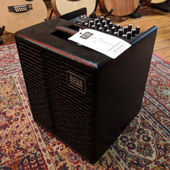 Acus OneForStrings 6T Black 130W RMS Acoustic Guitar Amplifier