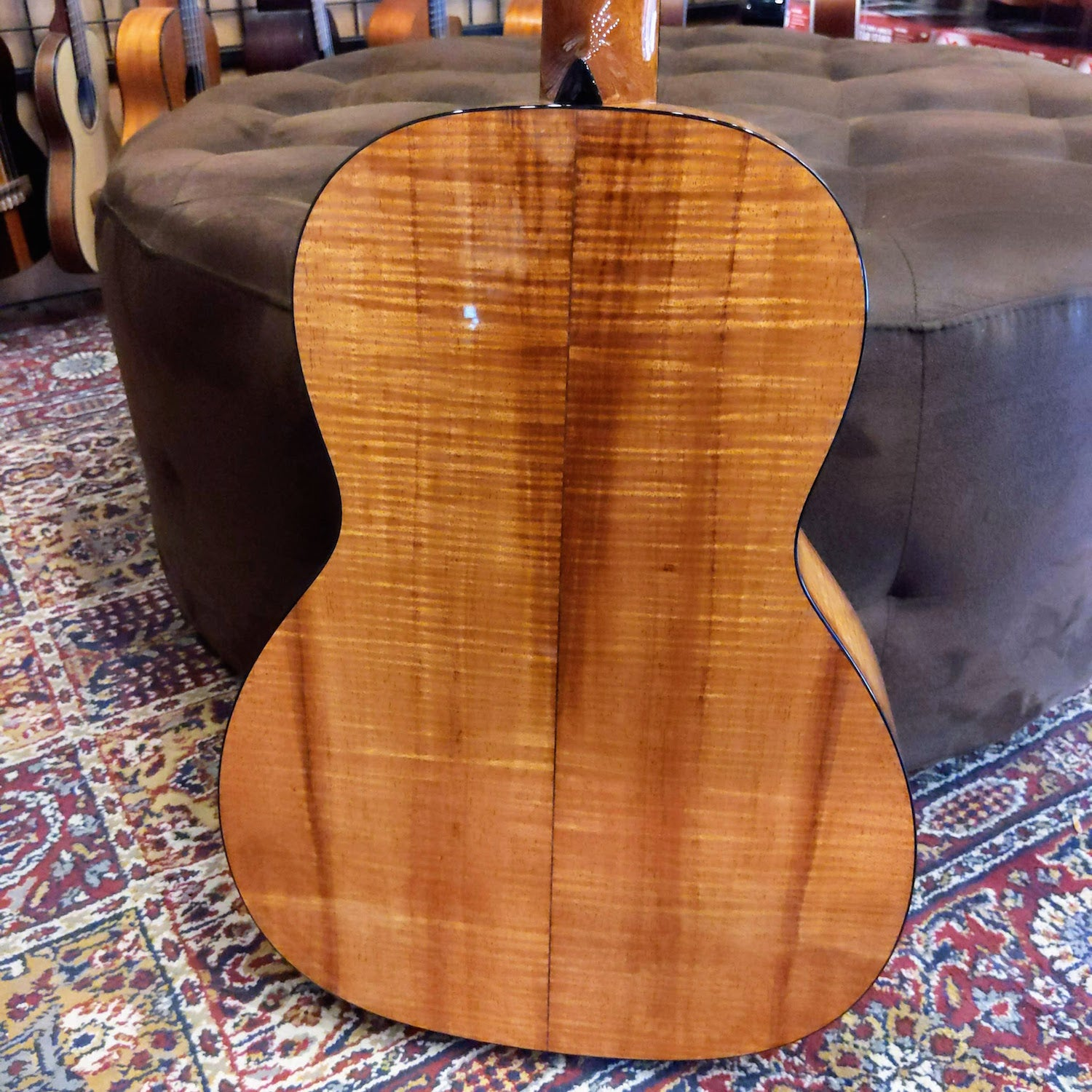 Collings 001 Koa back and sides Acoustic Guitar