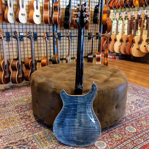 PRS Hollowbody II Electric Guitar Faded Whale Blue
