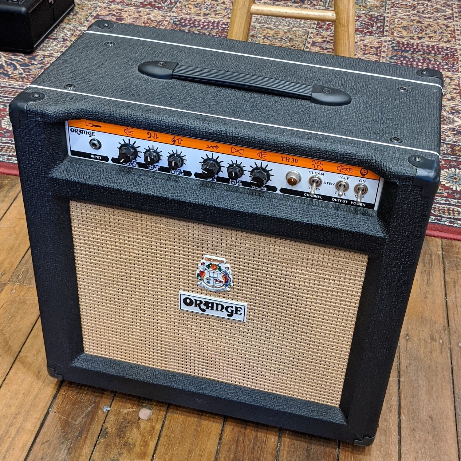Orange TH30 Combo Black - Used