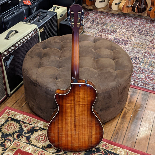 Taylor K22CE 12-Fret Grand Concert V-Brace - Pre Loved