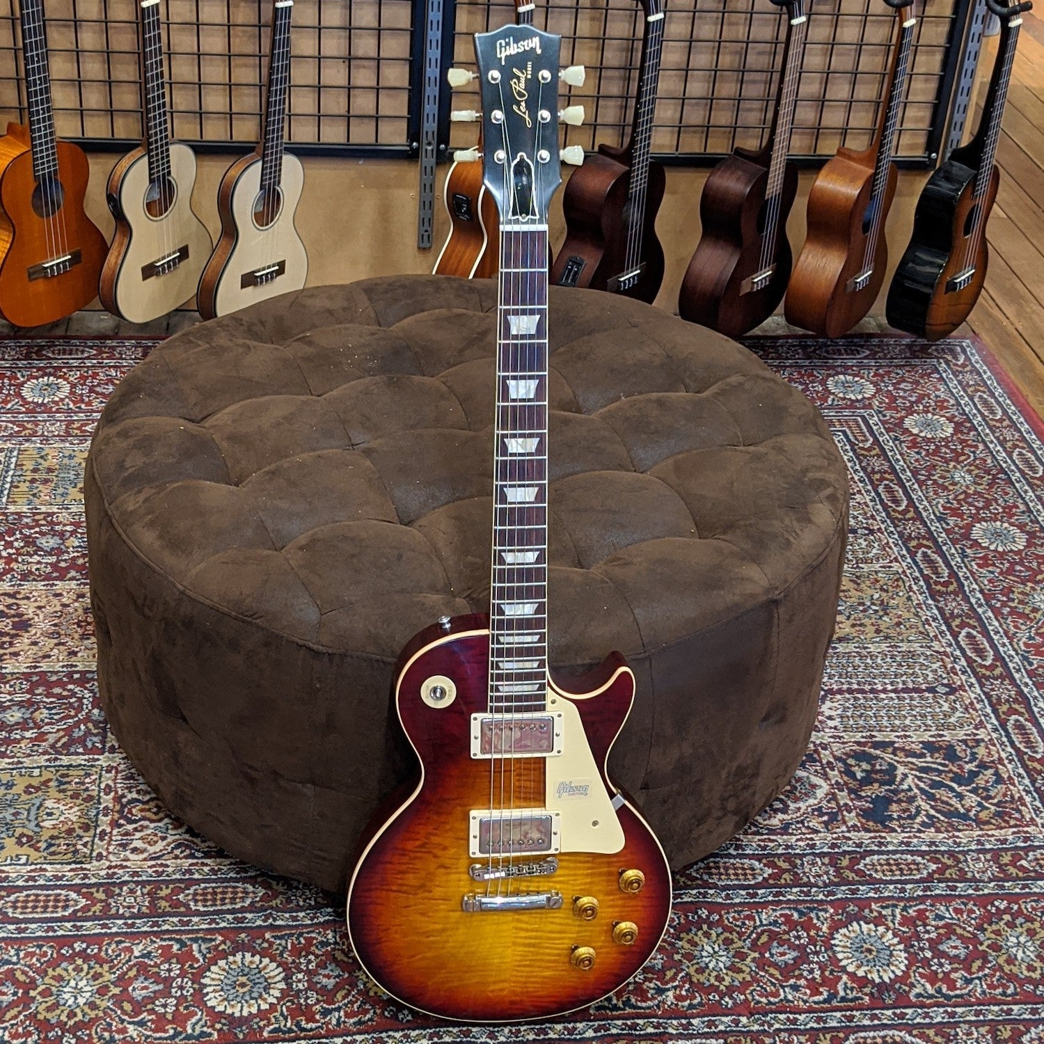 Gibson Custom Shop 60th Anniversary 1959 Les Paul Standard VOS - Original Factory Burst