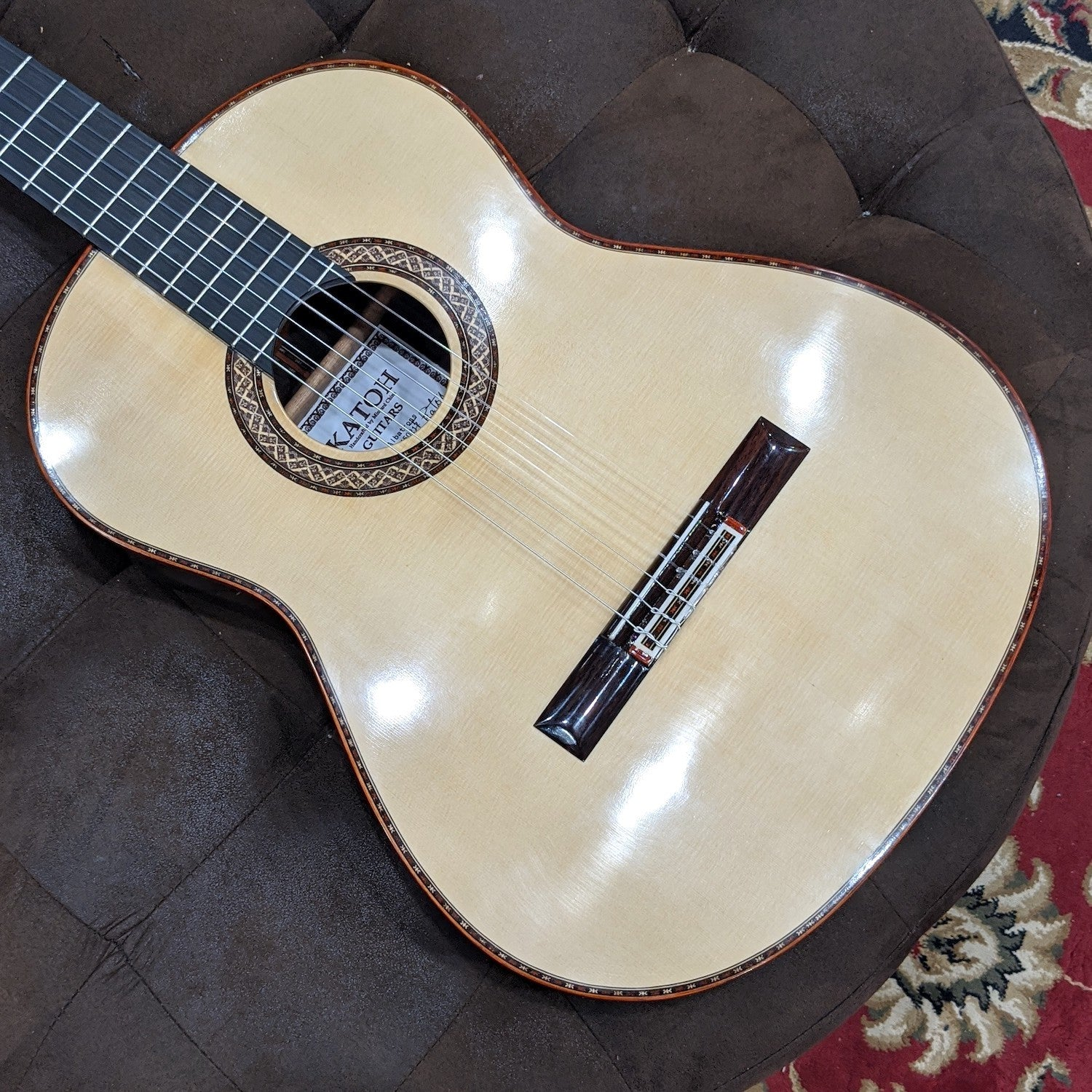 J. Godoy by Katoh Albatross Classical Guitar Spruce/Indian Rosewood