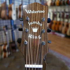 Waterloo WLJK Rosewood Jumbo King