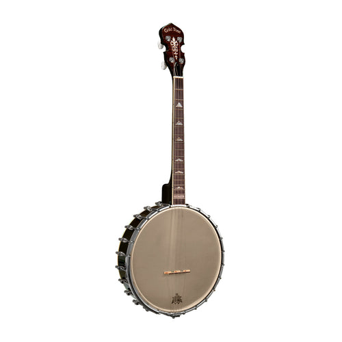 Gold Tone IT-250 Whyte Ladye Irish Tenor Open Back Banjo with case