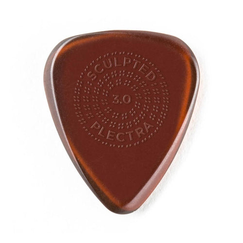 Dunlop 510P-3.0 3-Pack Primetone Guitar Pick 3mm