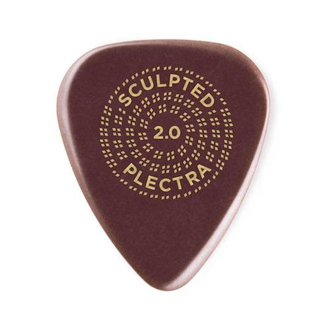 Dunlop 517P-1.5 3-Pack Primetone Guitar Pick 1.5mm