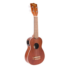 Kala KA-SE Soprano Ukulele with EQ