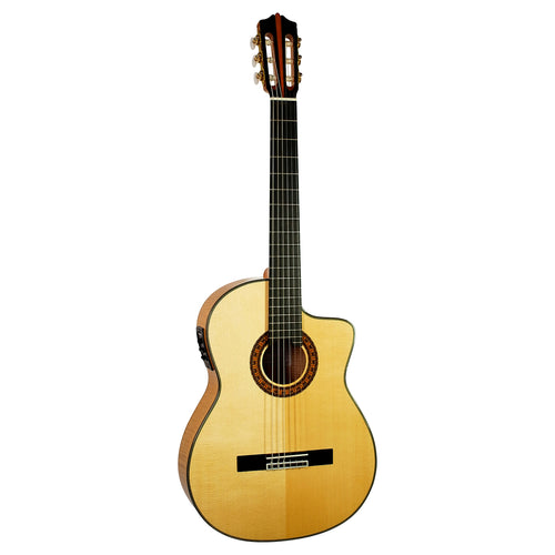 Katoh MCG 140SEQ All Solid Acoustic Electric Classical