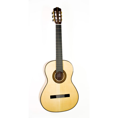 Katoh Hauser Style Classical Guitar in case