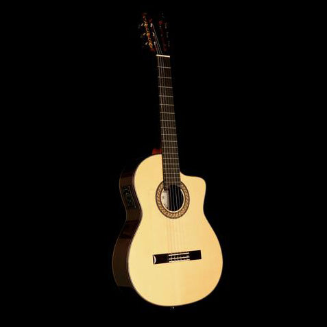 Katoh Madrid CEQ All Solid Classical Guitar