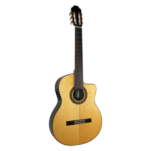 Katoh MCG 80CAE Solid Top Acoustic Electric Classical