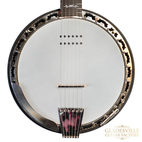 "Kavanjo 5-String Banjo Pickup System 11"" head mount"