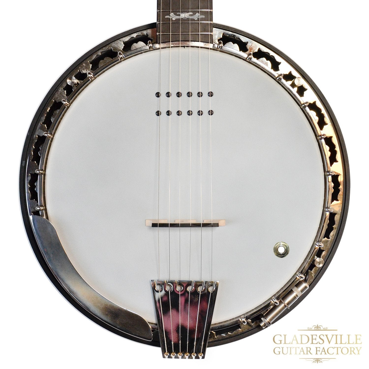 "Kavanjo 6-String Banjo Pickup 11"" Head mount"