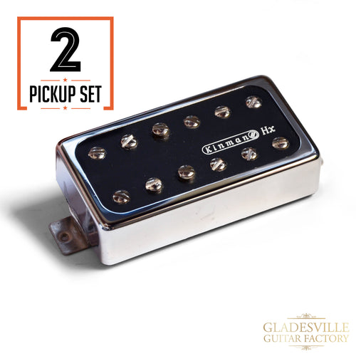 Kinman PAF Plus Humbucker Bridge & PAF Astound Humbucker Neck Set
