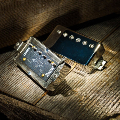 Lollar El Rayo Humbucker Nickel 2-Pickup Set