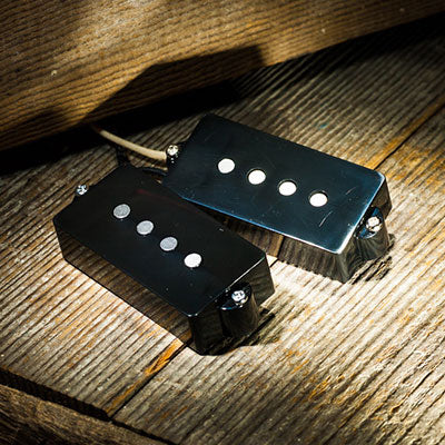 Lollar P-90 Soapbar Pickup Bridge Creme
