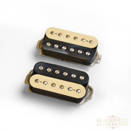 Lollar Imperial Standard Humbucker Zebra 2-Pickup Set