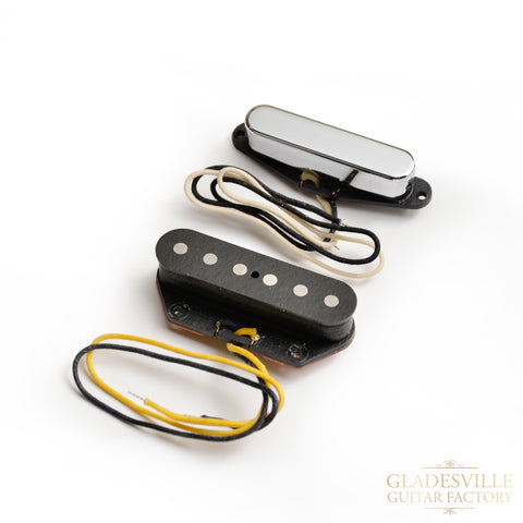 Lollar Precision Bass Split Coil Pickups Black