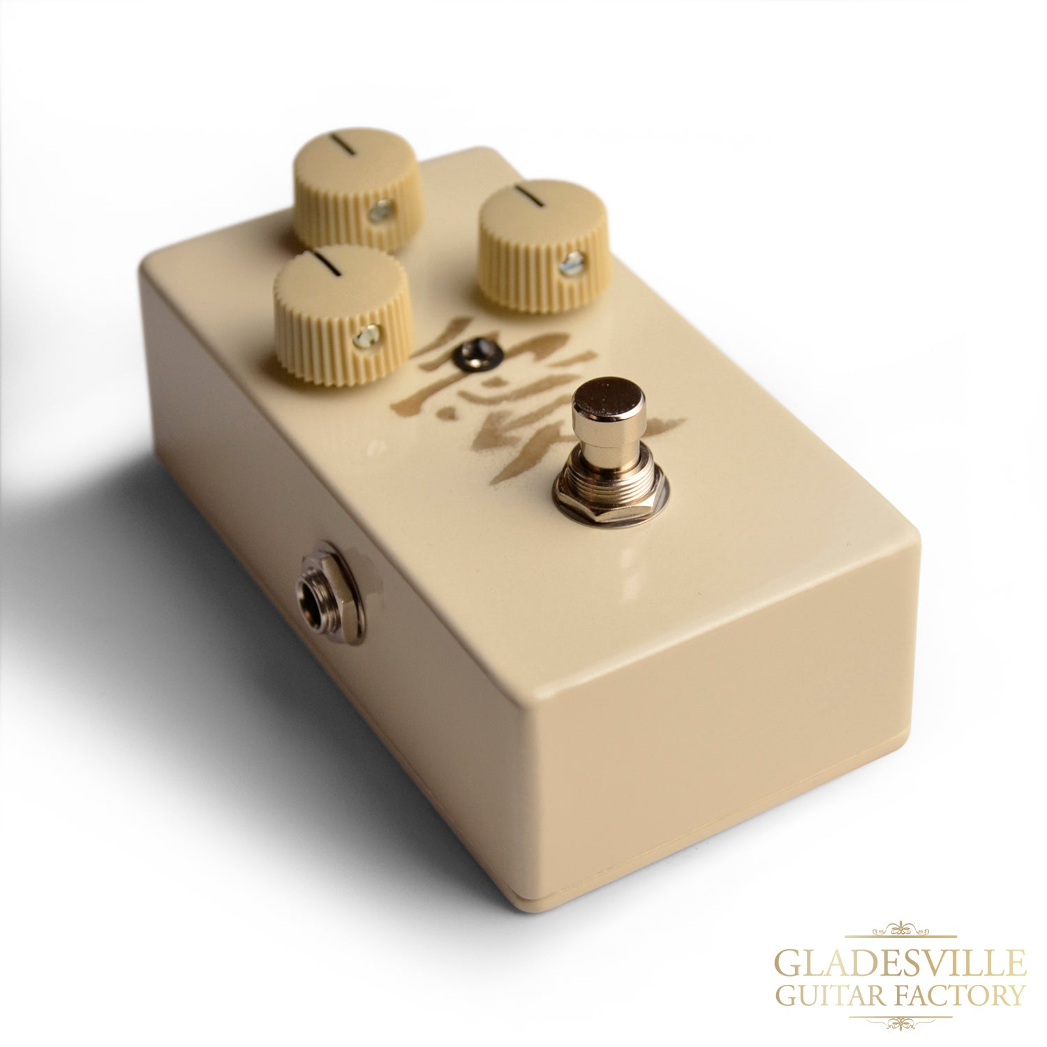 Lovepedal Eternity Kanji Build Overdrive Pedal