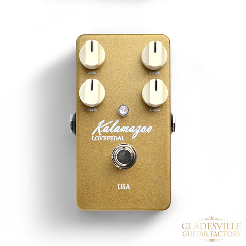 Lovepedal Kalamazoo Overdrive Gold