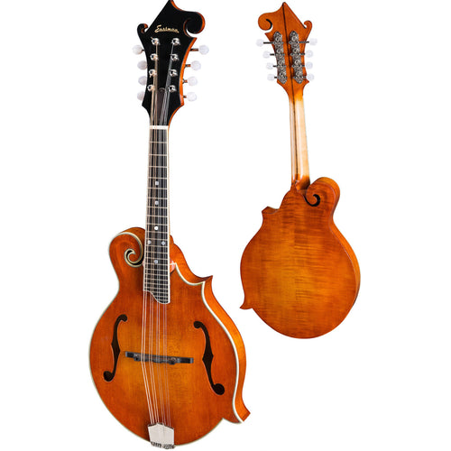 Eastman MD515/V-AMB F-Style F-Hole Mandolin