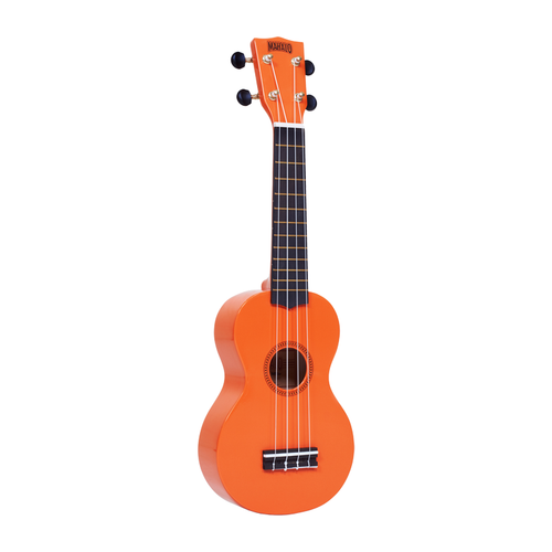 Mahalo MR1OR Soprano Ukulele Orange
