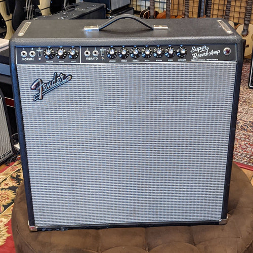 Fender '65 Super Reverb®, 240V AUS - Amplifier Modified - Used