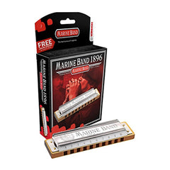 Hohner Marine Band Classic Model 1896 Small Packaging C