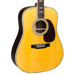 Martin D45: Standard Series Dreadnought Acoustic Guitar