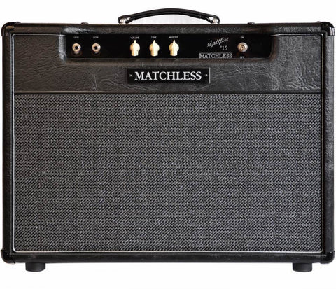 Matchless Independence 35W Head With Reverb Black /Gold