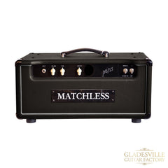 Matchless 30/15 30W Head Black/Silver