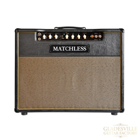 Matchless Clubman 35W Head Black/Silver