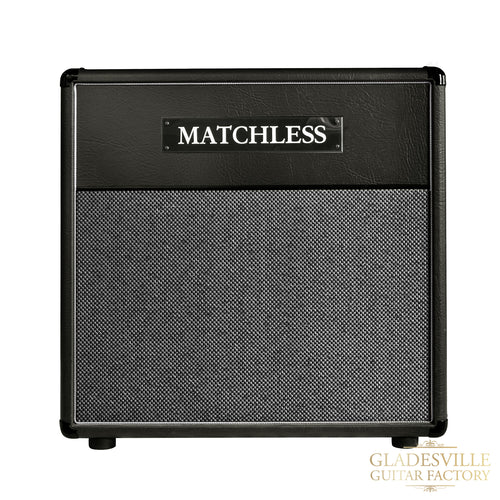 Matchless ESS 112 Extension Cabinet Black/Silver