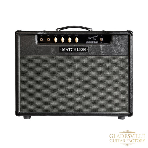 Matchless Lightning 15W Combo 112 Black/Silver