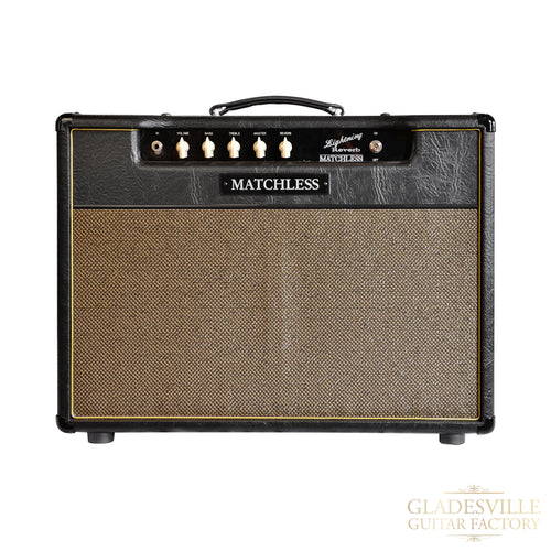 Matchless Lightning 15W Reverb Combo 112 Black/Silver