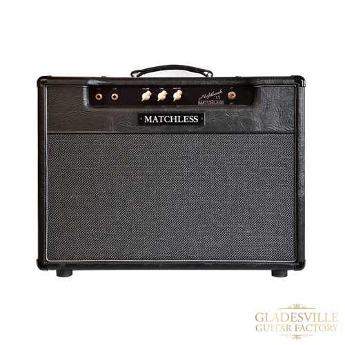 Matchless Nighthawk 15W Reverb Combo 112 Black/Silver