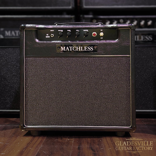 Matchless SC-Mini 6W Combo 112 black/silver