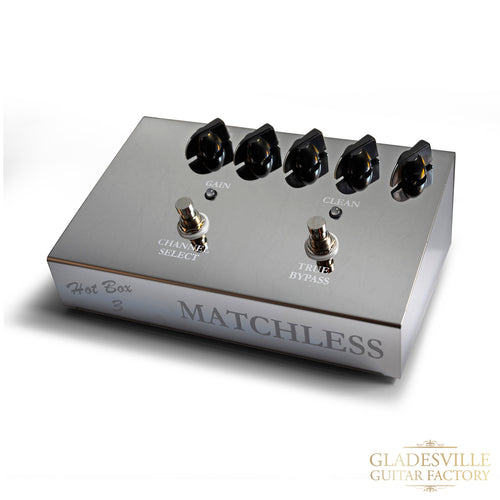 Matchless Hot Box 3 Valve Preamp / Overdrive