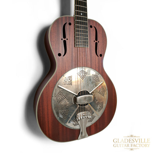 National El Trovador Resonator Guitar
