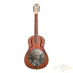 National M2 Mahogany Resonator Guitar