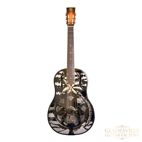 Gretsch Resonator A/E G9221 Metal Body