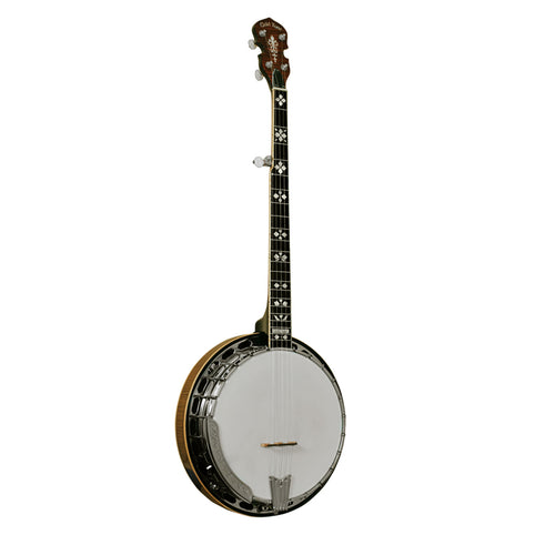 Gold Tone OB-250 Bluegrass 5 string Banjo with case